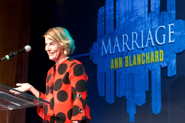 Ann Blanchard, CAA TV Literary and Packaging Agent, spoke on Marriage