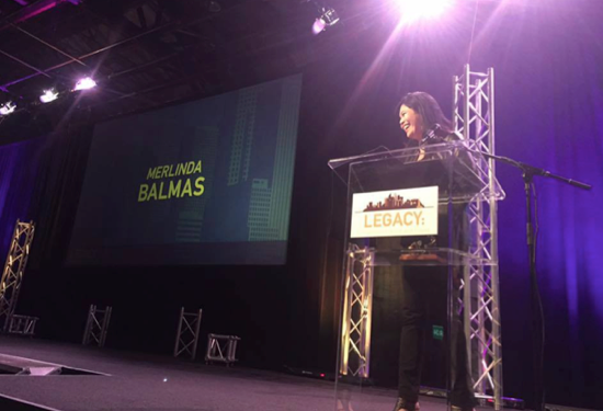 Honoree: Merlinda Balmas