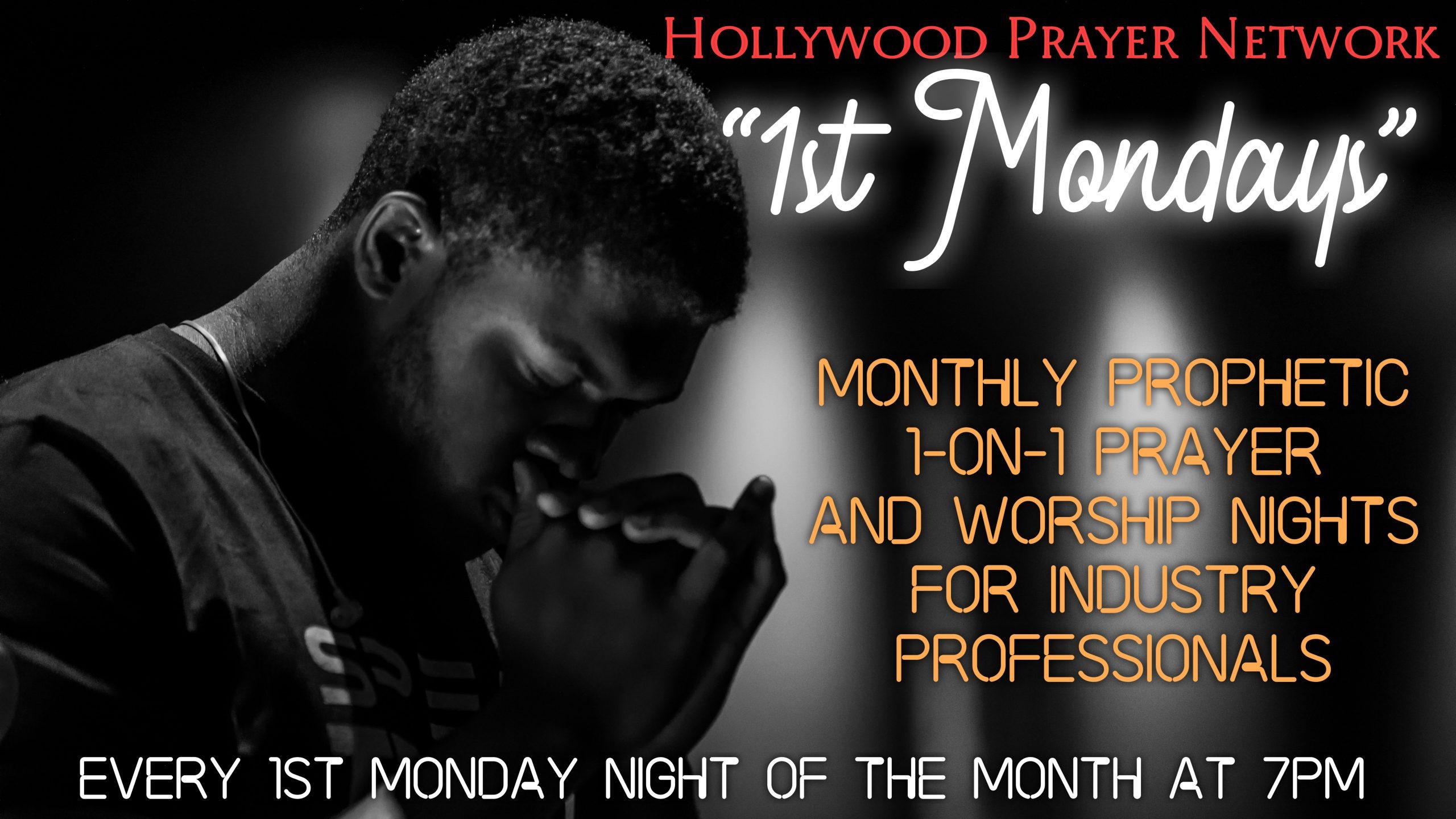 HPN 1st Mondays Prayer and Worship