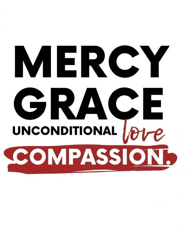 Grace is one of the supernatural gifts from God to us. ✝️  His grace is sufficient, Jesus is defined as grace, and we are to show grace to others. 🤍  It's a poetic word with a powerful effect on everyone who practices it and accepts it from God. We encourage you this week to grasp how wide, deep, and high grace can be in life if we embrace it and practice it every day.