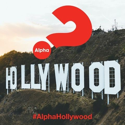 **AMAZING FREE COURSE** for industry professionals!   @navigatinghollywood Navigating Hollywood's Alpha Hollywood course gives entertainment professionals the opportunity to explore spirituality, ask questions, and share their point of view while making friends with people along the way. THIS IS A COURSE THAT EVERY BELIEVER IN THE INDUSTRY SHOULD TAKE!!   If you work in media and you'd like to explore faith, join us for this FREE eight-week online course that starts October 11th!   You still have a chance to join!   Learn more at www.AlphaHollywood.com.